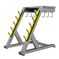 Стойка для грифов и аксессуаров DHZ Handle Rack