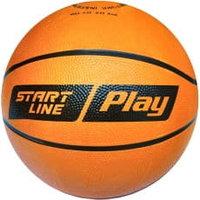 Баскетбольный мяч StartLine Play (размер «7», резиновый)