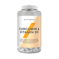 MyProtein Куркумин и Витамин D3, 60 капсул