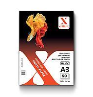 5H220DG-А3-50 Фотобумага для струйной печати X-GREE Глянцевая Двусторонняя A3*297x420мм/50л/220г NEW (10)