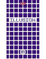 """Блокнот """"Иллюзия"""", А6, 64 листа, клетка Hatber"""