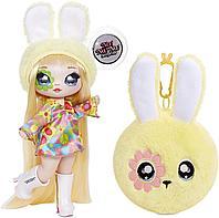 NA! Na! Na! Модная кукла-сюрприз 2-в-1 и плюшевый кошелек, серия 4 - Bebe Groovy