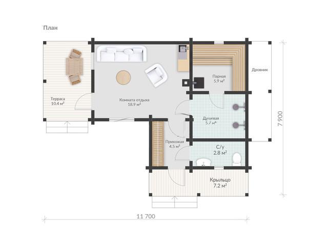 проект бани, проектирование и строительство бани под ключ, строительство частной бани по проекту.