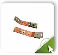 Комплект ножей РЛНД-10/400 400А/630А  (1 подвижный , 1 неподвижный)