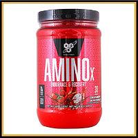 BSN Amino X 435гр (фруктовый пунш)
