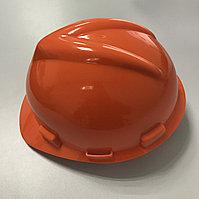 Каска защитная оранжевая PROSAFE