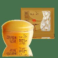 При покупке Интенсивного лифтинг-крема в подарок Кристальная коллагеновая маска для век