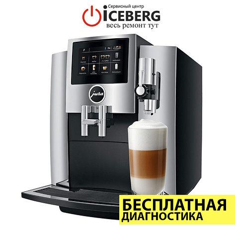 Ремонт и чистка кофемашин (кофеварок) JURA, фото 2