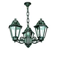 FUMAGALLI Подвесной уличный светильник FUMAGALLI SICHEM/ANNA 3L E22.120.S30.VYF1R