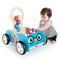 Детский ходунок Hape discovery buggy
