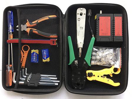 Набор инструментов для сетевых работ  PRO11, фото 2