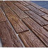 Декоративная гипсовая плитка, гипсовый кирпич, фото 3