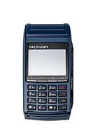 Настольный POS-терминал Tactilion T2 (SIM Карта, проводной) можно подключить только к Fortebank