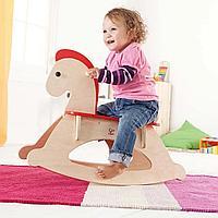 Лошадка-качалка Hape Grow-with-me Rocking Horse, фото 1