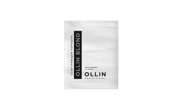 Ollin Color Blond Powder Осветляющий порошок 30 мл