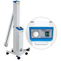 Рециркулятор бактерицидный для обеззараживания воздуха ОБН-30, напольный, передвижной.