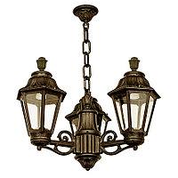 FUMAGALLI Подвесной уличный светильник FUMAGALLI SICHEM/RUT 3L (люстра) E26.120.S30.BXF1R