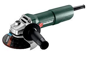 Угловая шлифмашина (болгарка) Metabo W 750-125, 125 мм