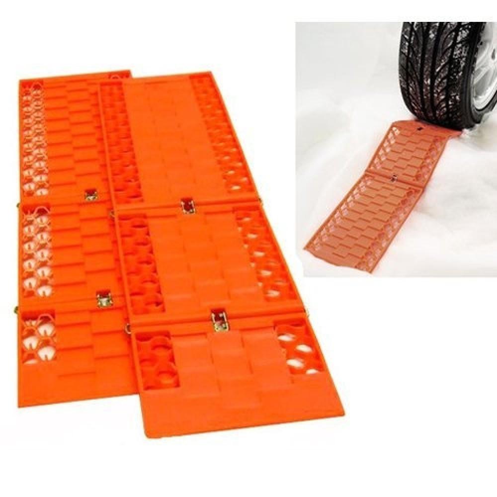 Антипробуксовочные ленты Type Grip Tracks. С Днем Автомобилиста!