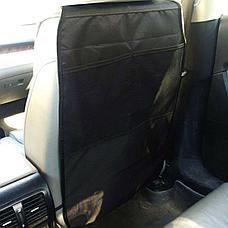 Чехол-накидка на спинку переднего сиденья авто. С Днем Автомобилиста!, фото 2