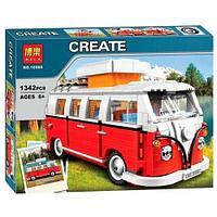 Конструктор BELA Create Автобус Фольксваген