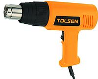 Промышленный фен 230В-50ГЦ, 79100, TOLSEN / Hot air gun 230V-50HZ, 79100, TOLSEN