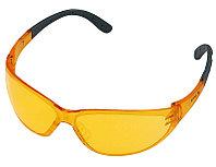 Очки защитные желтый / Safety glass, yellow, model:perfecto