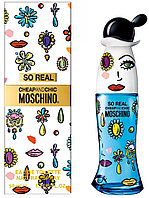 Moschino Cheap&Chic So Real женская туалетная вода, 50 мл.
