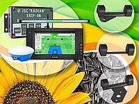 Система контроля высева СКИФ Т06 для сеялок точного высева с навигационной системой ГлоНАШ