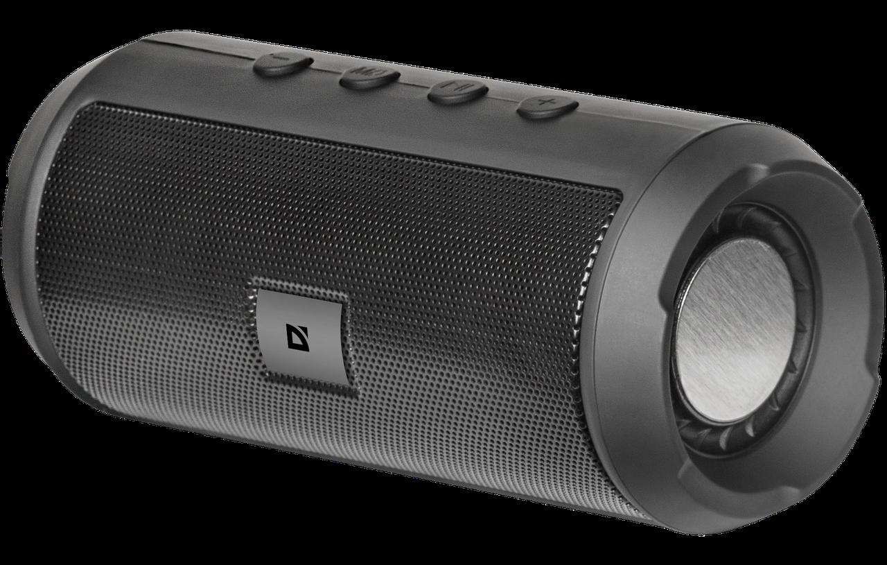 Портативная колонка Defender Enjoy S500 Bluetooth 6Вт (Black) - фото 1