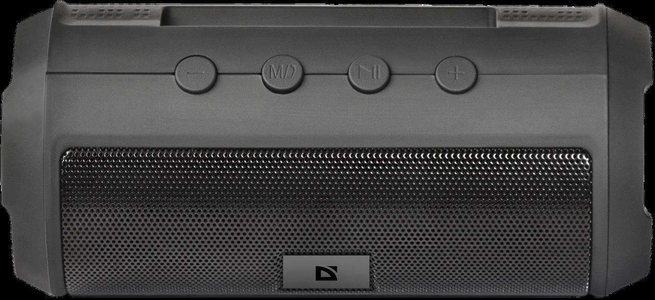 Портативная колонка Defender Enjoy S500 Bluetooth 6Вт (Black) - фото 2