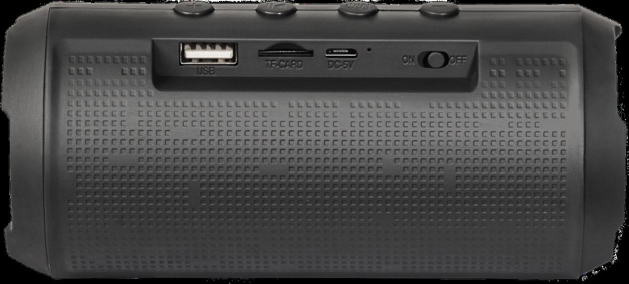 Портативная колонка Defender Enjoy S500 Bluetooth 6Вт (Black) - фото 4