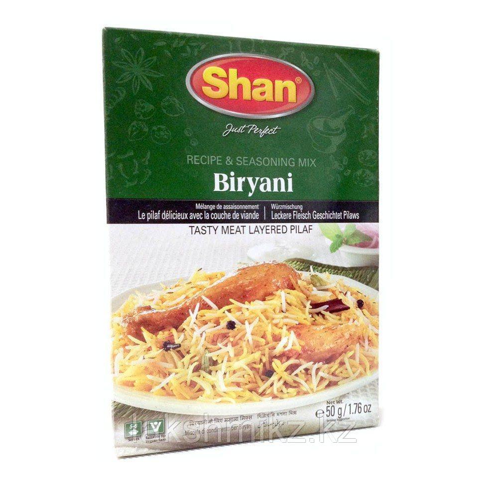 Приправа для плова  BIRYANI SHAN 60 грамм
