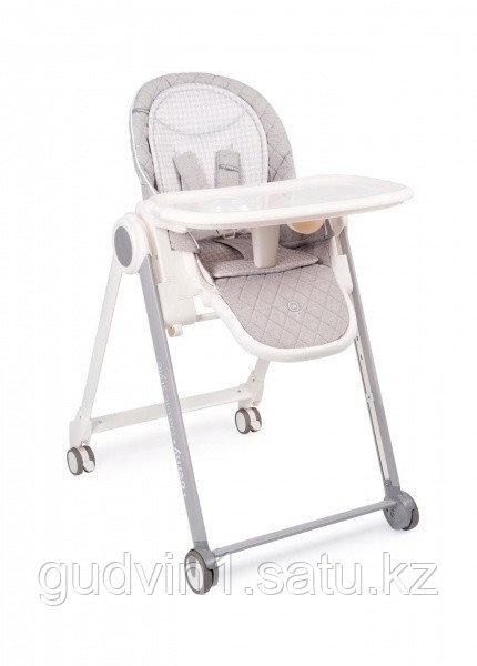 "Стул для кормления Happy Baby ""BERNY BASIC NEW"" (light grey) 01-06313"