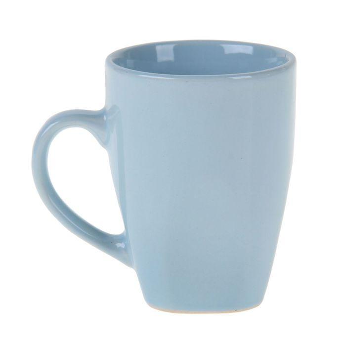 Кружка «Пастель», 280 мл, цвет голубой