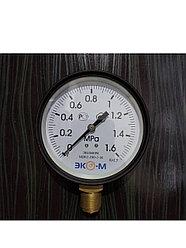 Манометр Экомера МД02-100мм 0..1,6МПа ЭКОНОМ