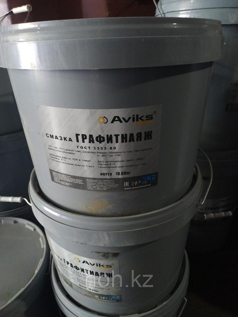 Смазка Графитная ГОСТ 3333-80 ведро 10 кг