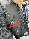 Куртка кожаная зимняя Harry Bertoia (0244), фото 7