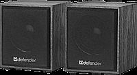 Компактная акустика 2.0 Defender SPK-230 (Black)