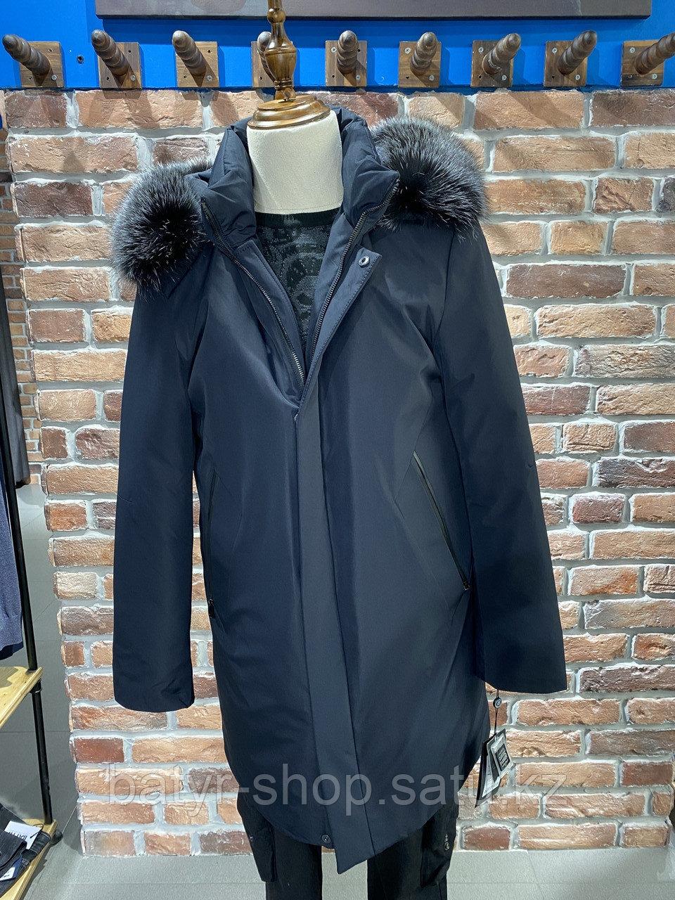 Куртка-пальто зимняя Harry Bertoia (0251)