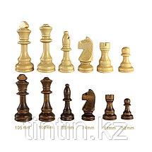 Деревянные шахматные фигурки - 105 мм, фото 3