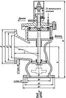 Клапан предохранительный в составе ИПУ 7c-6-3