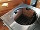 Чугунная отопительно-варочная печь с духовкой Мастерпечь ПВ-05, фото 2