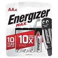 Батарейка алкалиновая Energizer Max AA /LR6, фото 1