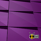 Алюкобонд 318 фиолетовый/темно-пурпурный 8846 ARABOND, фото 3