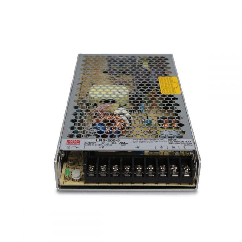 Блок питания Mean Well LRS-200-5
