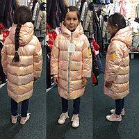Удлинённые куртки на осень