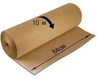 Крафт бумага в мини рулоне 78 гр 84 см 10 метров