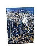 Бизнес-блокнот 160л А4 серия -Деловой город- Эксмо