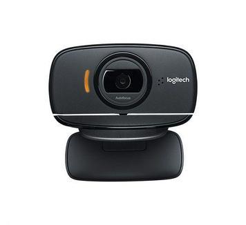 Камера Logitech HD Webcam B525 черный 2Mpix USB2.0 с микрофоном
